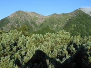 s-赤石岳